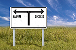 Photo of Success Sign